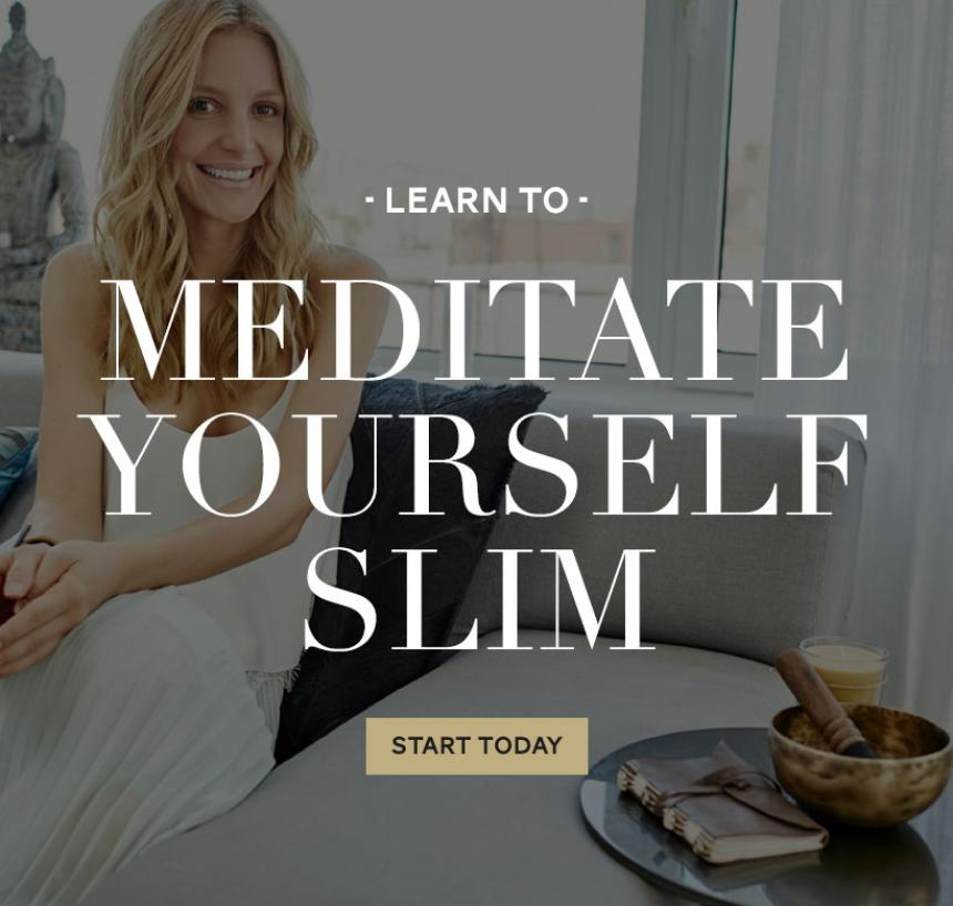 Meditate Yourself Slim